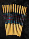 Fluffy Powwow Drum Sticks
